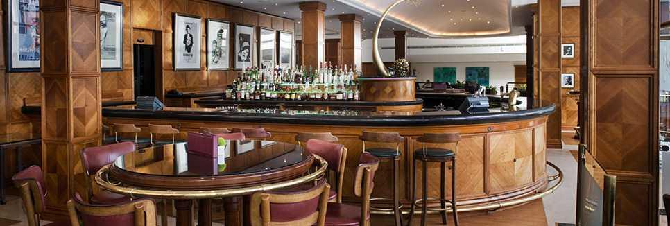 Marlene Bar Intercontinental Hotel Joycard